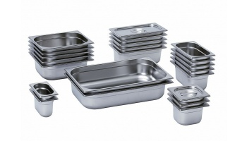 Stainless Steel Gastronorm Container